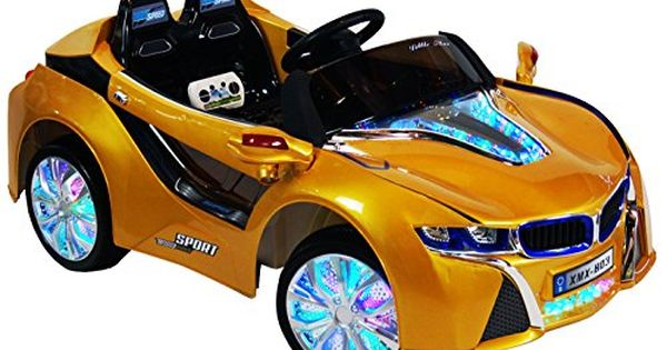 Bmw I8 Style Premium 12volt Mp3 Electric Battery Powered Ride On Kids Boys Girls Toy Car Rc Parental Remote Led Lights Music Toys For Girls Toy Car Music Toys
