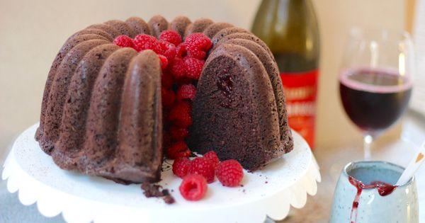 Sparkling Wine Bundt Cake Lambrusco Schoko Gugelhupf Schoko Gugelhupf Napfkuchen Gugelhupf