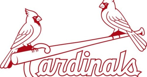 St Louis Cardinals Coloring Pages Baseball Coloring Pages Cute Coloring Pages