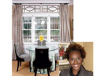 Master Strokes Transom Window Treatments Doorway Decor Above