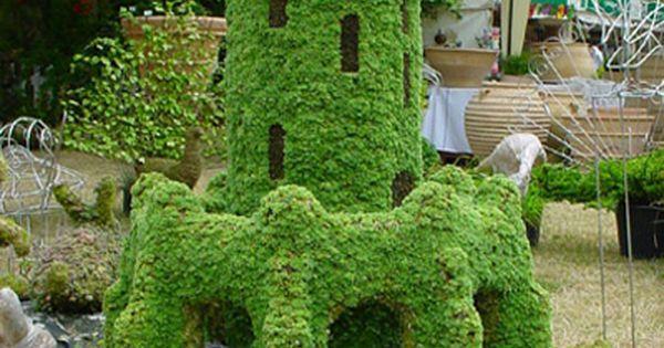 Arte y jardiner a dise o de jardines arte topiario jardiner a ornamental esculturas en - Disenos de jardineria ...