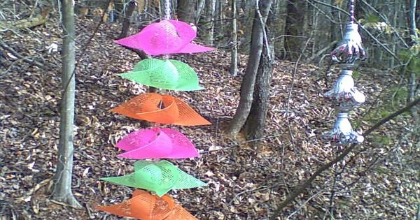 Pinterest Garden Crafts Trash To Treasure Crafts I Made Trash To Treasure