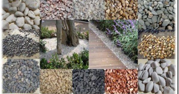 Piedras De Rio Para Decorar El Jardin Jardin Con Piedras Piedras Decorativas Para Jardin Jardines