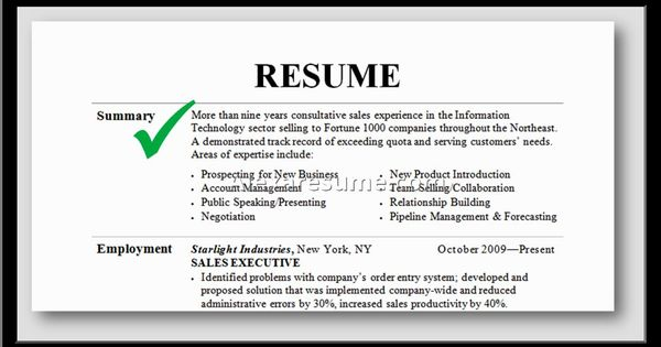 for marketing resume professional summary examples nursing - professional summary