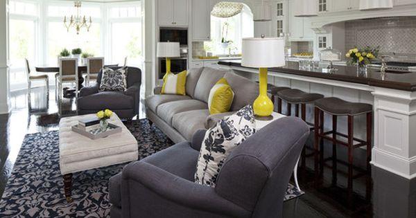 Interior Decorating Ideas For Contemporary Living Room By O 39 Hara