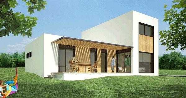 casas modulares casas prefabricadas modelo 2 1 4 5 On modelos de banos para casa