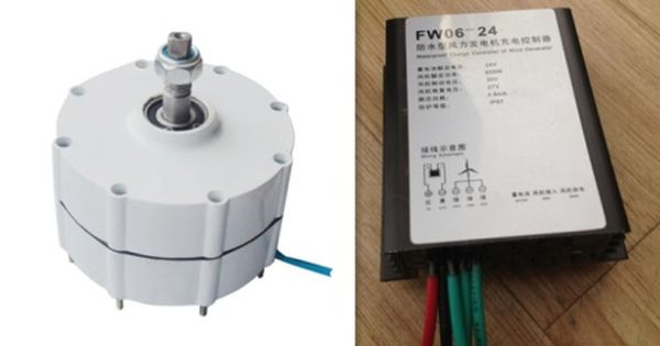 Dc 24v 500w Low Rpm Generator Pmg Permanent Magnet Alternator Affiliate Permanent Magnet Generator Permanent Magnet Alternator Alternator
