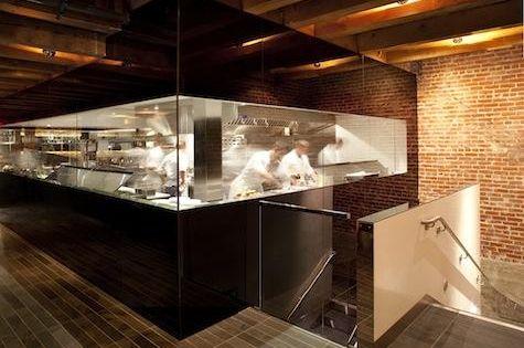 Restaurant visit twenty five lusk by ccs architecture for Ccs interior design