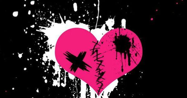Broken heart FB timeline cover   Broken Hearts   Pinterest   Fb ...