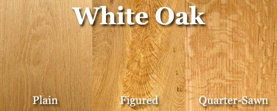 How Much Is Quarter Sawn White Oak