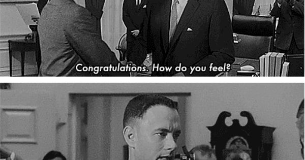 what president did forrest gump meet