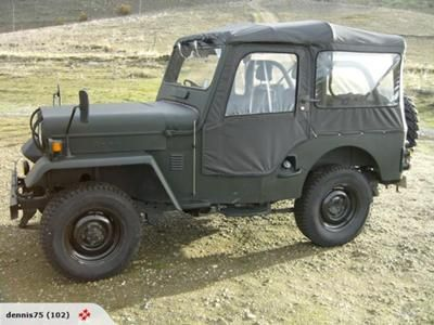 Mahindra In New Zealand And Africa Army Vehicles Willys Jeep