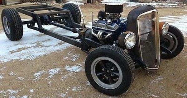 Hot Rod Truck Frame Plans Bobber Traditional Amp Rat Rod 2 Sets
