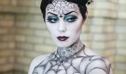 A» The HOTTEST Halloween Makeup From All Over the Web! A« Huda Beauty a?? Makeup and Beauty Blog, How To, Makeup Tutorial, DIY, Drugstore Produc... | See more about Halloween Makeup, Makeup and Beauty Blogs.