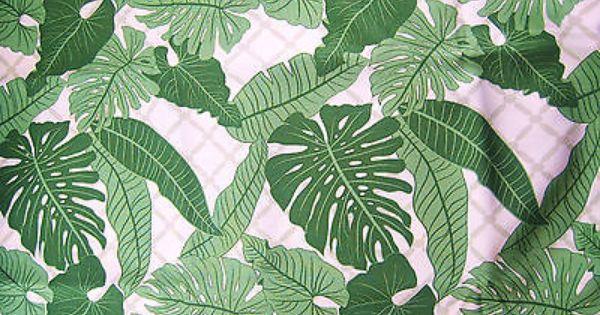 60 Quot X 96 Quot In Outdoor Fabric Umbrella Tablecloth Tropical