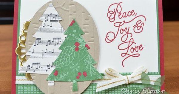 Peace This Christmas Christmas Cards Christmas Tree Cards Christmas Stamps