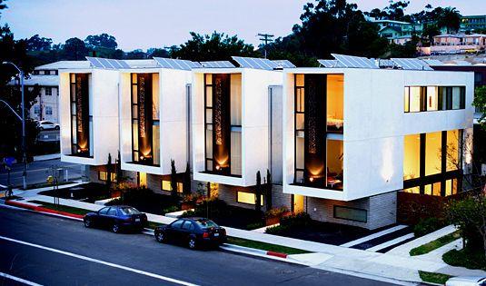 Revitalized solar powered union lofts apartment - Apartment complexes san diego ...