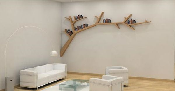 tree bookshelf, so cool!