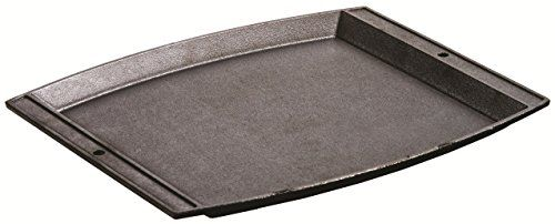 Lodge Seasoned Cast Iron Rectangular Griddle 15 X 12 Inch Cast Iron Oversized Griddle You Can Find Out More Details At Seasoning Cast Iron Griddles Platters