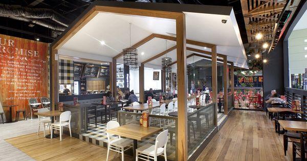 Nando s adelaide restaurant bar and design