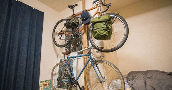 バイクパッキングならではの ギア と 収納術 アウトドア好き
