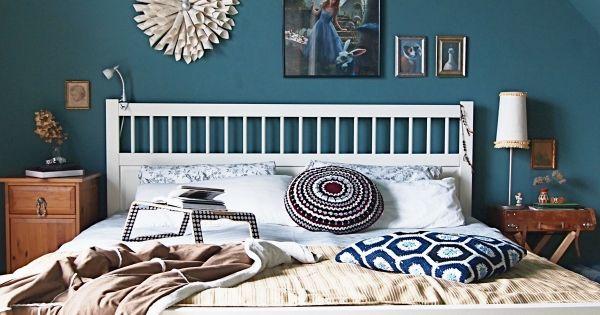 wandfarbe schlafzimmer schlafzimmer pinterest t rkis m bel und wandfarben. Black Bedroom Furniture Sets. Home Design Ideas