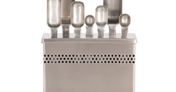 Measuring Spoon Caddy for the baker in your life! $24