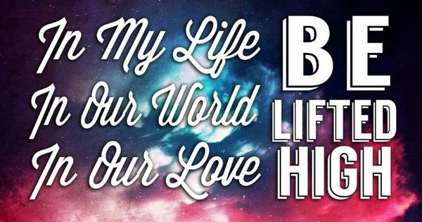 Elevation Worship – Be Lifted High Lyrics | Genius Lyrics
