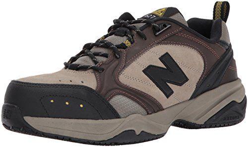 New Balance Men's MID627 Steel-Toe Work Shoe | Steel toe work ...