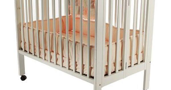 Dream On Me 3 In 1 Folding Portable Crib Portable Crib Cribs Portable Baby Cribs