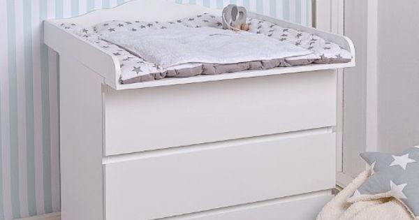 Nube 4 cambiador para beb superior para c moda malm de - Malm ikea comoda ...