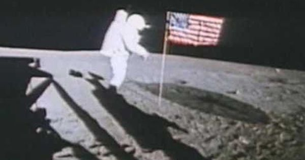 First Man On The Moon Man On The Moon Apollo 11 Mission Neil Armstrong