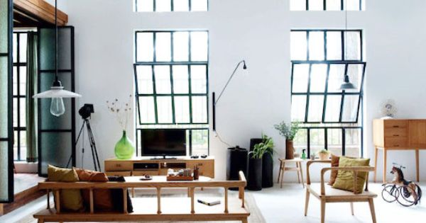 Modern Beijing Home Of Gu Qi Chinese Furniture Designer Studio Pinterest Inspiration