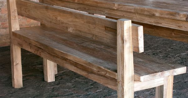 wooden benches with backs - Google Search  benches  Pinterest