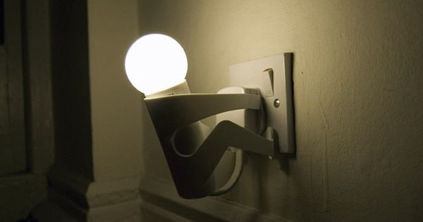 Martyr Monkey Nightlight | Home Interior Design, Kitchen and Bathroom Designs, Architecture