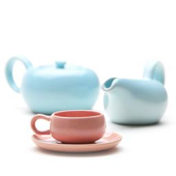 Pantone Color Of The Year 2016 Rosequartz Sereity Russel Wright Bauer Pottery Los Angeles California Russel Wright California Pottery