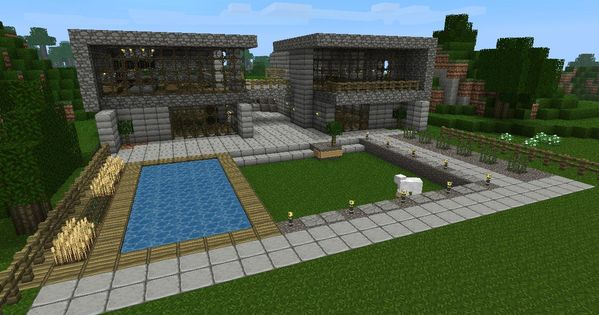 Architecture Houses Minecraft modern architecture minecraft design awesome 511900 inspiration