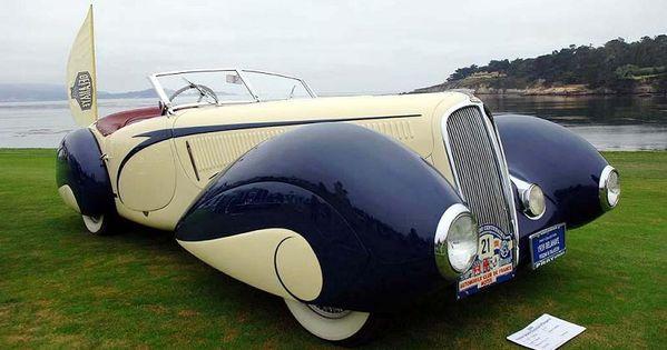1937 delahaye 135m fignoi torpedo cabrio art deco vintage designerwallace vroom vroom cars. Black Bedroom Furniture Sets. Home Design Ideas