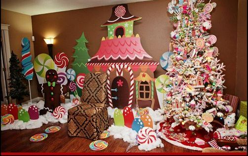 christmas party decoration pictures  party theme decorations - party ...