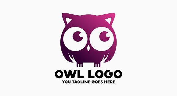 Owl Inspired Logo by Brandlogo
