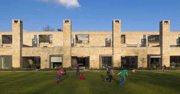 Fcb studios accordia housing cambridge low rise housing for Cambridge architecture