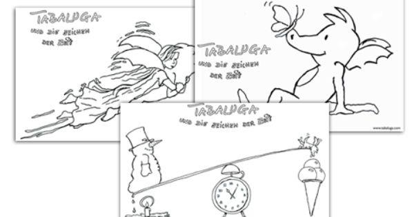 die 20 besten ideen für tabaluga ausmalbilder  beste