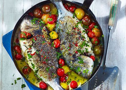 Bbc Good Food Sea Bream