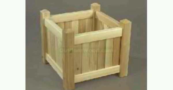 Diy planter box my garden pinterest diy planter box
