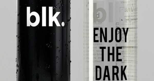 Canadian company blk. Beverages invites you to enjoy the dark side of