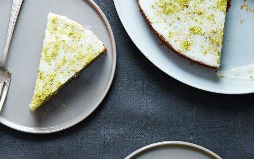 Jamie Oliver Lemon Yogurt Cake Recipe: Pistachio Cake With Lemon, Cardamom, And Rose Water