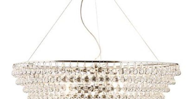 Glass Orb Chandelier Large Ceiling Light Ceiling Lights The