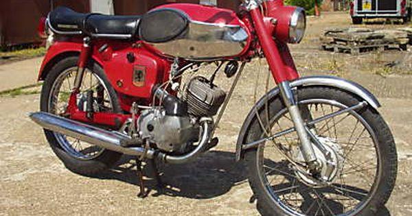 1965 Bridgestone 90 Sport Bridgestone 90 Sport 2 Stroke Single Cylinder Disk Valve Sports 90 Cc Smaller Cou Bridgestone Classic Motorcycles Classic Bikes
