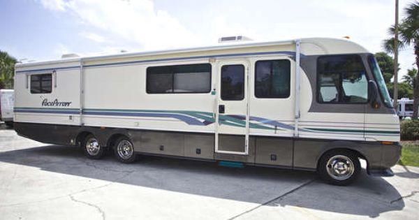 Check Out This 1995 Fleetwood Pace Arrow 37 Listing In Green Cove