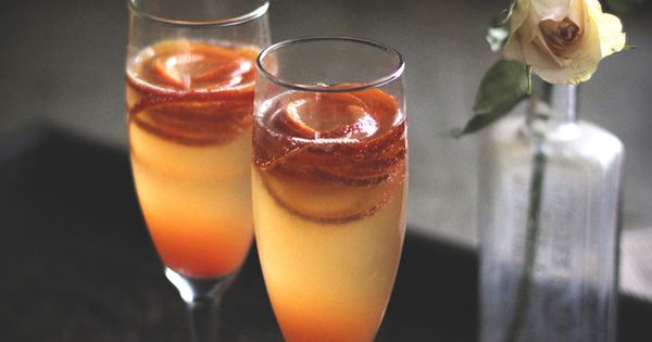 Blood orange, French 75 and Blood on Pinterest